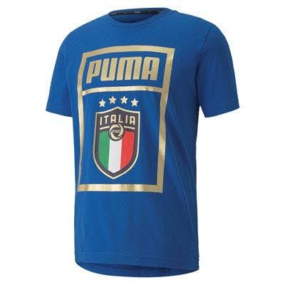 Puma FIGC PUMA DNA Tee Herren/ Unisex Azur