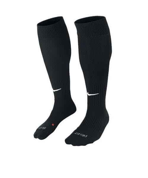 Nike Classic II Socks Herren/Kinder/Unisex Schwarz/Weiß