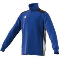 adidas Regista 18 Polyesterjacke Unisex Bold Blau/Schwarz/Weiss
